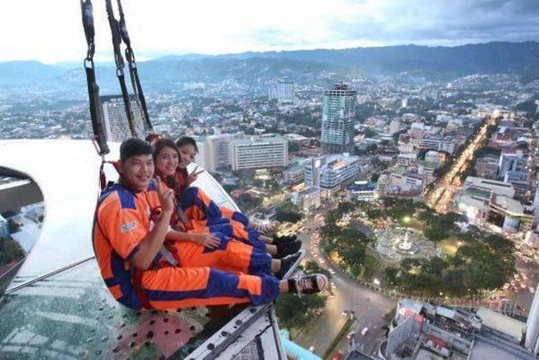 تاج ريجنسي سكاي - السياحة في سيبو 2019